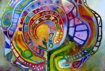 Spirals Labyrinths and Sacred Designs I Love / The Sacred Shape / by Sharon Kershner