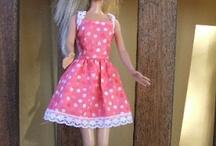 I Love Barbie Dolls / by Rhonda D Melton