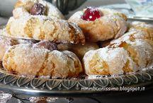 Pasticcini biscotti e muffins