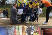 Koningsspelen 2016 / Vrijdag 22 april heeft de gemeente Valkenswaard meegedaan met de koningsspelen. Hier kun je verschillende foto's vinden die gemaakt zijn op deze geweldige dag!
