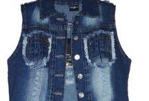 Ladies Denim Jacket / Different type of denim jacket