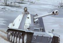 Tanky WWII