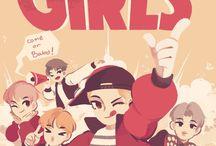 BTS ♡♡♡
