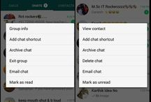 How to Read & Unread A Message On WhatsApp