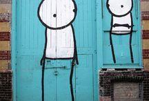 Disegni e graffiti