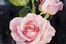 LaFe - Sattha Homsawat / Watercolor