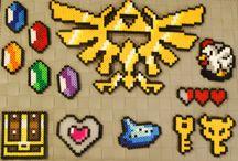 Perler - Zelda
