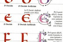 CALLIGRAPHY / Onciale