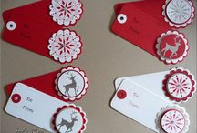 Stampin' Up! - Two Tags Die
