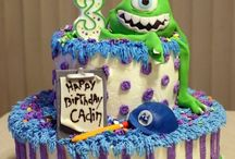 Gracie's monster party / by Buttercream Dreams