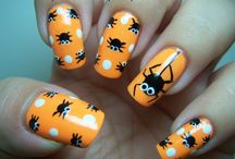 Halloween Nails! / by Susy H