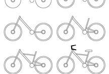 cykel emne