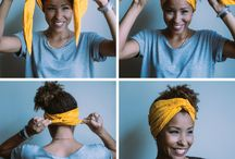 Head scarfs-wraps