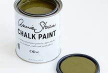 Olive Chalk Paint® decorative paint by Annie Sloan