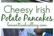 Irish/English food