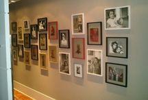 Cara menyusun foto di dinding