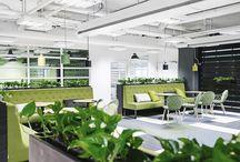 Elisa Oyj Tali office / Elisa Oyj's office in Tali, Helsinki. Designed by Kohina.