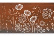 Laser cut wall art / Laser cut wall art is great for outdoor walls.  Manufactured to withstand the full exposure of the outdoor elements.  We hope you love our range of laser cut wall art.