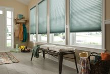 Color Lux / Introducing the Color Lux Designer Collection - offering our linen weave cellular shades in 800 colors! These shades offer the perfect color for every mood, every space and every home.