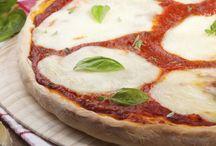 Pizzák, töltött tészták,...