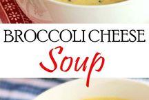 SOUPS recipes
