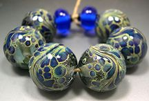 Luscious Lampwork Glass Beads