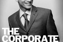 Business portrait men