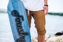 Longboards / Custom, handcrafted longboards.