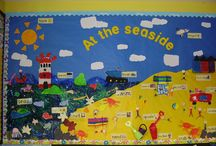 Seaside display