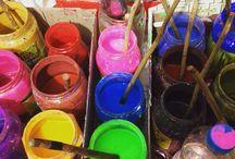 Sanat-Art-Hobby / Sanatın dinlendiren ruhu...