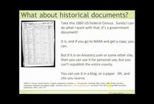 Genealogy, the History of You and Yours
