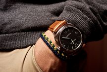 Men's Watches / The most stylish watches and bracelets for men.