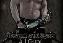 Tattoo and Spirit / Paranormal Romance uscito a puntate e inizio di una serie dedicata ai Daimones