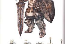 RPG - NPCs by Class