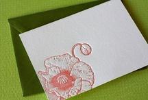 Poppies wedding inspirations