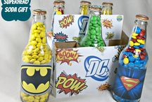 Comic candy