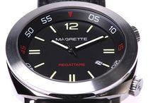 Alternative watch board