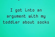 Funny Parenting / Toddler quotes