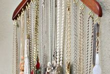 Jewelry Displays DIY
