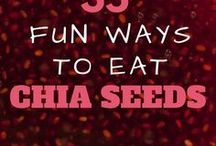 Chia seeds 35 ways