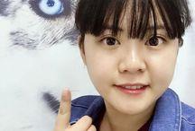 Fur Free Asia selfies