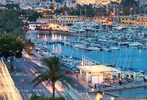 Mallorca / Bilder från Palma och Puerto de Andratx