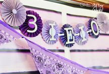 Charlotte's 3rd birthday / by Je Co