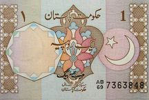 Pakistan's old currency