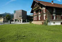 Architektur / Architektur im Bregenzerwald