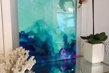 Aquamarine ART