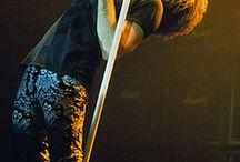 Bon Jovi / by Lori Bellemare