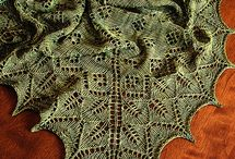strikking / sjal - skjerf - votter - jakker - genser - sokker