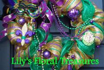 Throw Me Something Mister! / NOLA Mardi Gras  / by Tracy Pellegrin