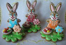Wielkanoc  króliczki